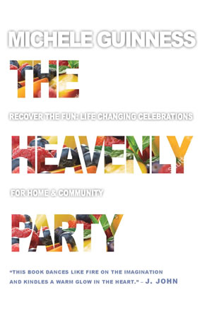 The Heavenly Party - Michele Guinness